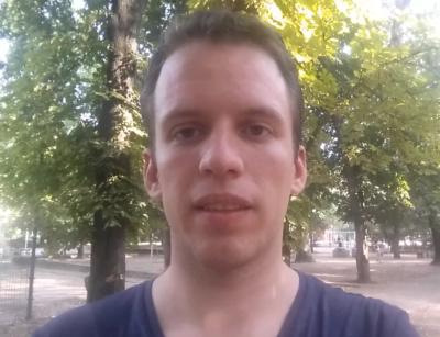 Dr Pető Bence szakkönyvíró és könyvmarketing szakértő